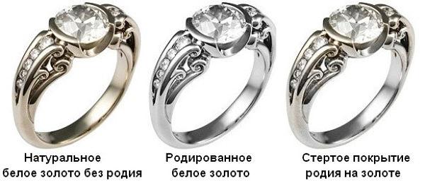 продаже как отлечить белое золото от серебра операций обработки РПО