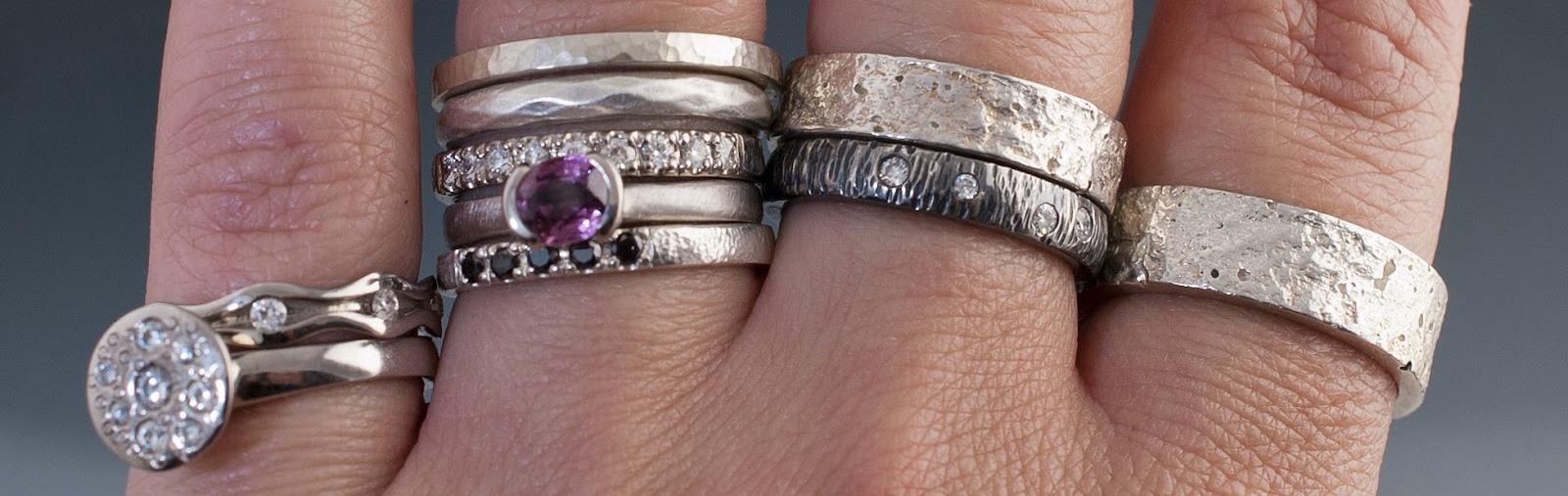 как правильно носить кольца на руках