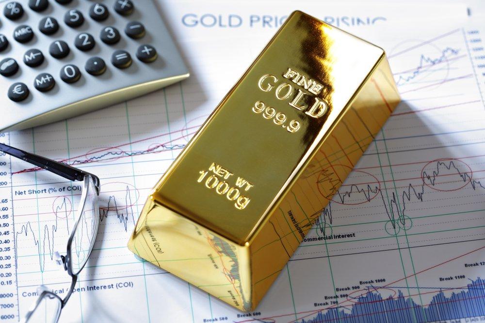 Сколько стоит золото на бирже dow chemicals