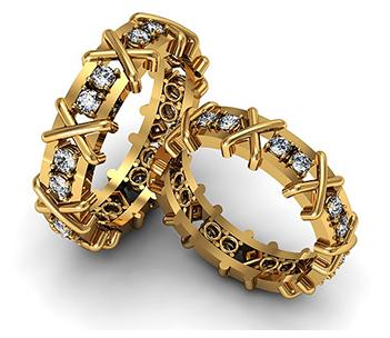 Ювелирное изделие на заказ из своего золота в Киеве 7f109a45c8d